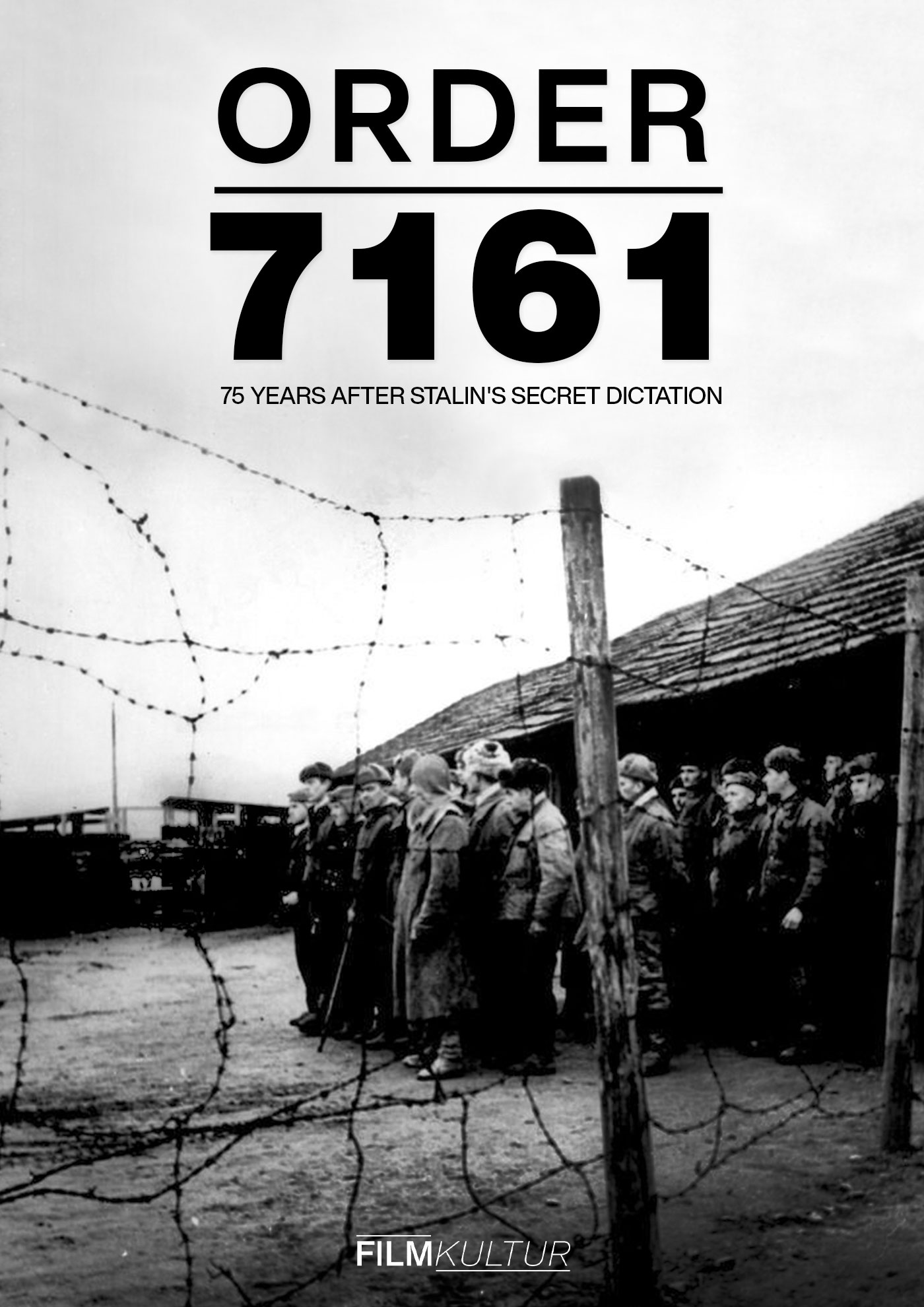 Filmplakat ORDER 7161